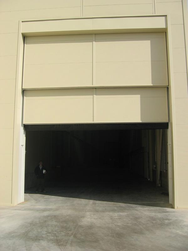 puertas guillotina puertas caren